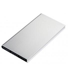 """Sidabrinės spalvos išorinė baterija 20000mAh PowerBank """"UltraThin Pb-025"""""""
