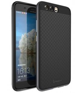 """Pilkas dėklas Huawei P10 telefonui """"iPaky Bumblebee"""""""