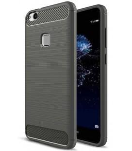 """Pilkas dėklas Huawei P10 Lite telefonui """"iPaky Slim Carbon"""""""