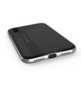 """Auksinės spalvos atverčiamas dėklas Huawei P10 telefonui """"Smart Book Magnet"""""""