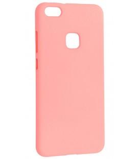 """Rožinis silikoninis dėklas Huawei P10 Lite telefonui """"Mercury Soft Feeling"""""""