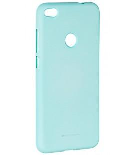 """Mėtos spalvos silikoninis dėklas Huawei P8/P9 Lite 2017 telefonui """"Mercury Soft Feeling"""""""