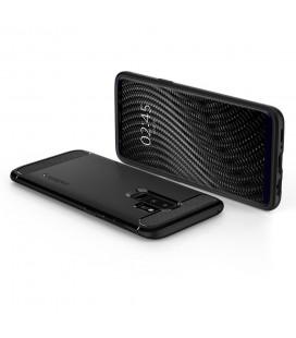 """Juodas atverčiamas dėklas Nokia 8 telefonui """"Telone Book Pocket"""""""