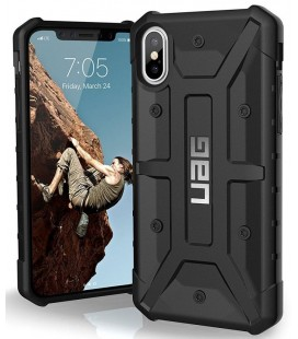 "Juodas dėklas Apple iPhone X/XS telefonui ""UAG - Urban Armor Gear Pathfinder"""