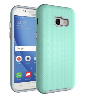 """Mėtos spalvos dėklas Samsung Galaxy A3 2017 telefonui """"Armor Rugged"""""""