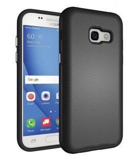 """Juodas dėklas Samsung Galaxy A3 2017 telefonui """"Armor Rugged"""""""