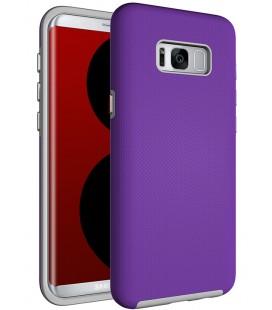 """Violetinis dėklas Samsung Galaxy S8 Plus telefonui """"Armor Rugged"""""""