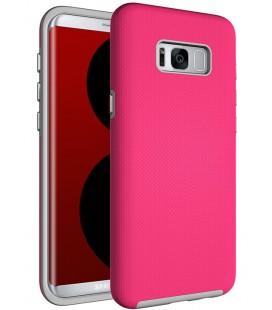 """Rožinis dėklas Samsung Galaxy S8 Plus telefonui """"Armor Rugged"""""""