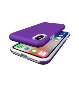 """Juodas dėklas Huawei Honor 9 telefonui """"Ringke Fusion"""""""
