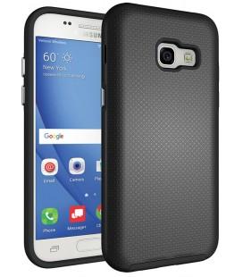 """Juodas dėklas Samsung Galaxy A5 2017 telefonui """"Armor Rugged"""""""