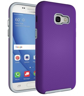 """Violetinis dėklas Samsung Galaxy A5 2017 telefonui """"Armor Rugged"""""""