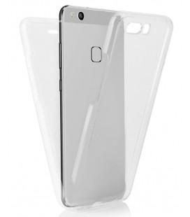 """Skaidrus dviejų dalių dėklas Huawei P10 Lite telefonui """"360"""""""