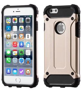 """Auksinės spalvos dėklas Apple iPhone 6/6s telefonui """"Hybrid Armor Case"""""""