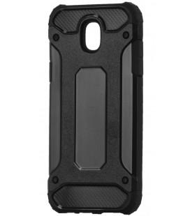 """Juodas dėklas Samsung Galaxy J7 2017 telefonui """"Hybrid Armor Case"""""""