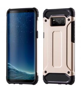 """Auksinės spalvos dėklas Samsung Galaxy S8 Plus telefonui """"Hybrid Armor Case"""""""