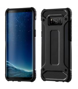 """Juodas dėklas Samsung Galaxy S8 Plus telefonui """"Hybrid Armor Case"""""""