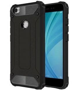 "Juodas dėklas Xiaomi Redmi Note 5A telefonui ""Hybrid Armor Case"""