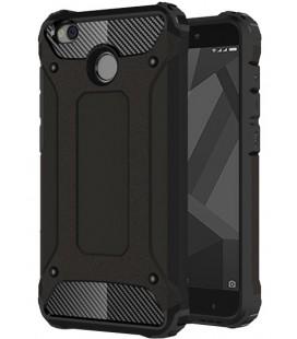 """Juodas dėklas Xiaomi Redmi 4X telefonui """"Hybrid Armor Case"""""""