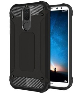 """Baltas dėklas su ornamentais Huawei P8/P9 Lite 2017 telefonui """"Lace Case D2"""""""