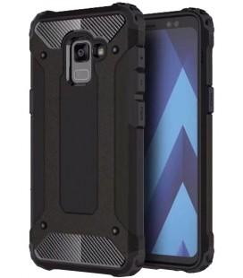 """Juodas dėklas su ornamentais Apple iPhone 7/8 telefonui """"Lace Case D2"""""""