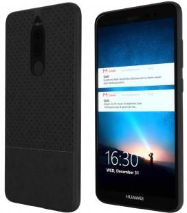 """Juodas dėklas su ornamentais Apple iPhone 7/8 telefonui """"Lace Case D1"""""""