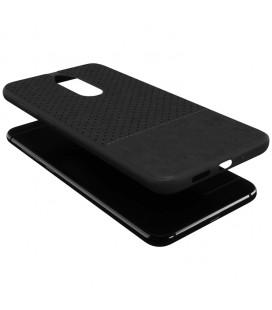 """Baltas dėklas su ornamentais Huawei P10 telefonui """"Lace Case D3"""""""