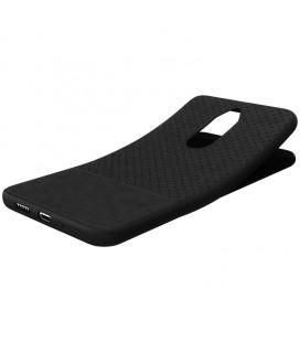 """Baltas dėklas su ornamentais Huawei P10 telefonui """"Lace Case D2"""""""