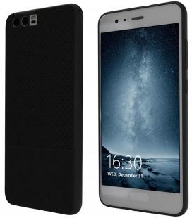 "Baltas dėklas su ornamentais Samsung Galaxy A3 2017 telefonui ""Lace Case D3"""