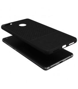 """Juodas dėklas su ornamentais Samsung Galaxy J5 2017 telefonui """"Lace Case D3"""""""