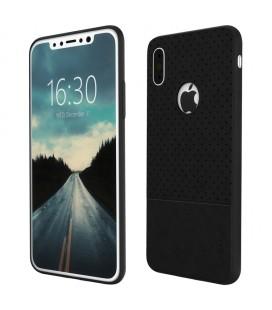 """Pilkas dėklas Samsung A5 2017 telefonui """"Motomo"""""""
