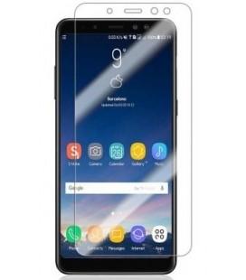 Apsauginė ekrano plėvelė Samsung Galaxy A8 2018 telefonui (Visam ekranui)
