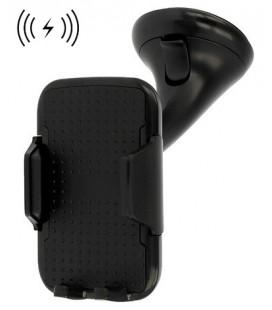 Universalus automobilinis telefono laikiklis su belaidžio krovimo funkcija K1000