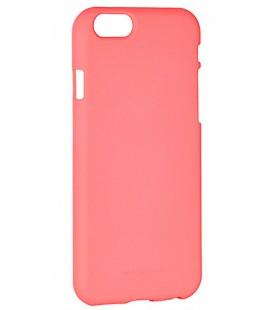 """Rožinis silikoninis dėklas Apple iPhone 6/6s telefonui """"Mercury Soft Feeling"""""""