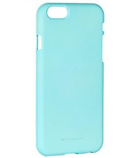 """Mėtos spalvos silikoninis dėklas Apple iPhone 6/6s telefonui """"Mercury Soft Feeling"""""""