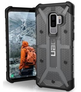 """Juodas - pilkas dėklas Samsung Galaxy S9 Plus telefonui """"UAG - Urban Armor Gear Plasma"""""""