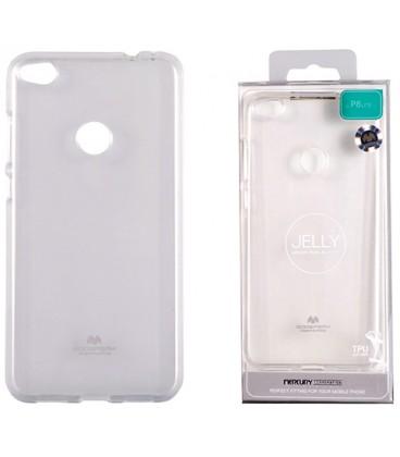 """Skaidrus silikoninis dėklas Huawei P8/P9 Lite 2017 telefonui """"Mercury Goospery Pearl Jelly Case"""""""
