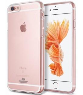 """Skaidrus dėklas Mercury Goospery """"Jelly Case"""" iPhone 6/6s telefonui"""