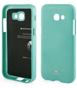 "Mėtos spalvos dėklas Mercury Goospery ""Jelly Case"" Samsung Galaxy A5 2017 A520F telefonui"