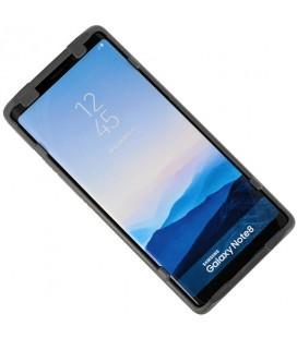 Rėmelis padedantis lygiai užklijuoti apsauginį grūdintą stiklą Samsung Galaxy Note 8 telefonui