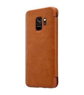 """Mėtos spalvos atverčiamas dėklas Samsung Galaxy J5 2017 telefonui """"Elegance"""""""