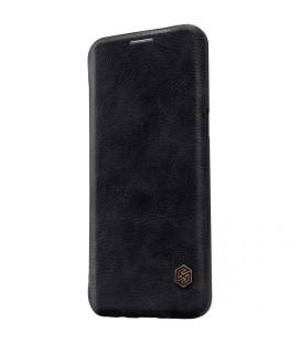 """Juodas silikoninis blizgantis dėklas Samsung Galaxy J7 2017 telefonui """"Glitter Case Elektro"""""""