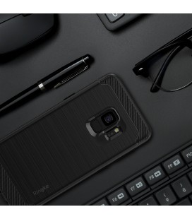 """Auksinės spalvos silikoninis blizgantis dėklas Samsung Galaxy A5 2017 telefonui """"Glitter Case Elektro"""""""