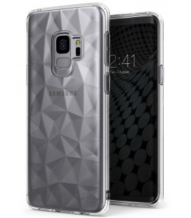 """Skaidrus dėklas Samsung Galaxy S9 telefonui """"Ringke Prism Air"""""""