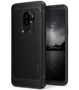 """Juodas dėklas Samsung Galaxy S9 Plus telefonui """"Ringke Onyx"""""""