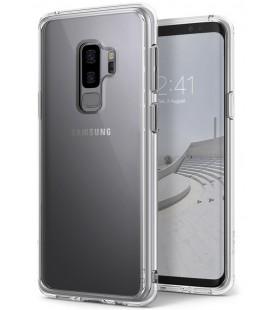 """Skaidrus dėklas Samsung Galaxy S9 Plus telefonui """"Ringke Fusion"""""""