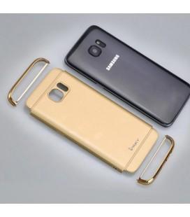 """Juodas silikoninis dėklas Samsung Galaxy J5 2017 telefonui """"Mercury Goospery Pearl Jelly Case"""""""