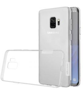 """Skaidrus silikoninis dėklas Samsung Galaxy S9 telefonui """"Nillkin Nature"""""""