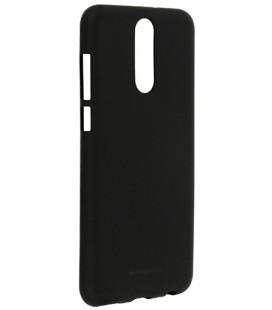 """Juodas silikoninis dėklas Huawei Mate 10 Lite telefonui """"Mercury Soft Feeling"""""""