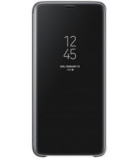 """Originalus juodas dėklas """"Clear View Standing Cover"""" Samsung Galaxy S9 Plus telefonui """"EF-ZG965CBE"""""""