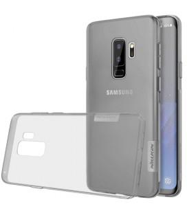 """Pilkas silikoninis dėklas Samsung Galaxy S9 Plus telefonui """"Nillkin Nature"""""""